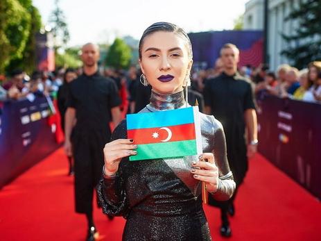 Джамале запретили пройти покрасной дорожке на«Евровидении-2017»