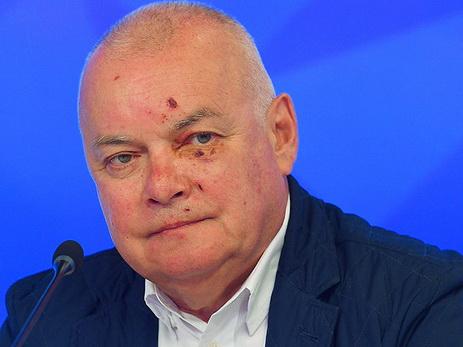 """Пропагандист Киселев попался на лжи в прямом эфире, показывая россиян в ЦАР, """"не имеющих никакого отношения к ЧВК """"Вагнера"""" - Цензор.НЕТ 8006"""
