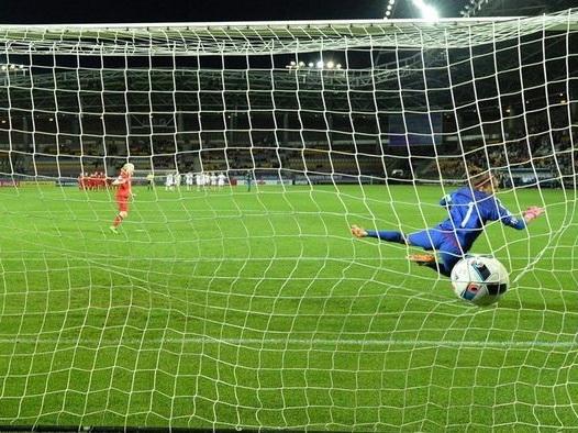 УЕФА опробовал новую систему послематчевых пенальти