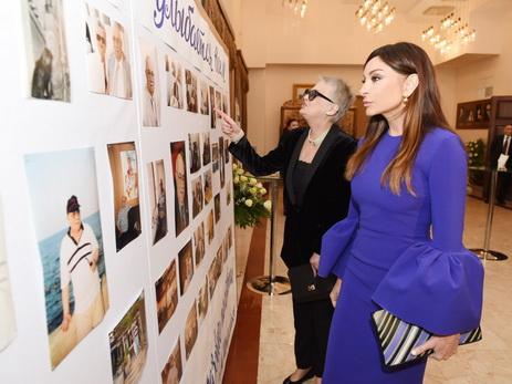 Мехрибан Алиева приняла участие в вечере памяти народного писателя Магсуда Ибрагимбекова - ФОТО