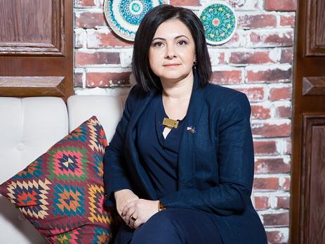 Алена Бадалова: «Главой Бруклина май официально объявлен Месяцем кавказского наследия и азербайджанской культуры»