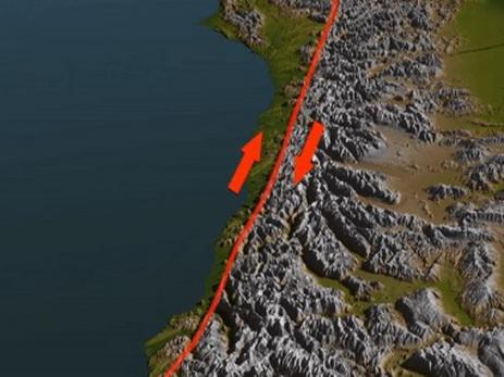 Геологи предсказывают мощнейшее землетрясение вНовой Зеландии