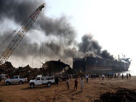 ВКолумбии произошла серия взрывов впорту: необошлось без жертв