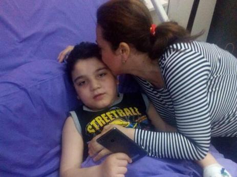 Nargis Fund взял на себя расходы на лечение маленького Мухаммеда