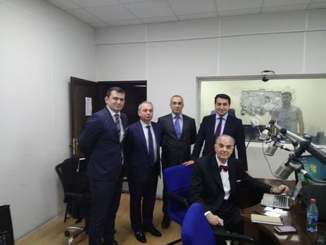 На очередной передаче популярной радиопрограммы «John Batchelor Show» речь шла об успехах Азербайджана