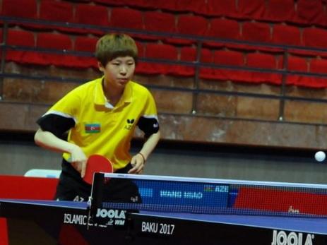 «Исламиада»: Мао Ванг принесла Азербайджану первую медаль в настольном теннисе, Йинг Нинг проиграла в финале - ОБНОВЛЕНО