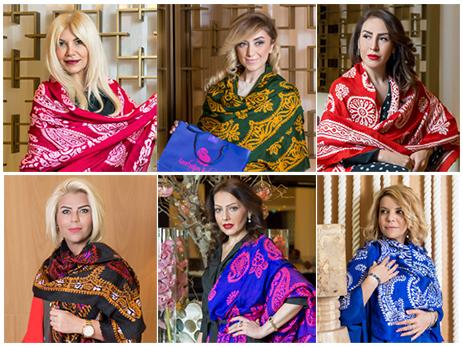 Знаменитые люди Азербайджана в фотопроекте «Почему я выбираю келагаи» - ФОТО
