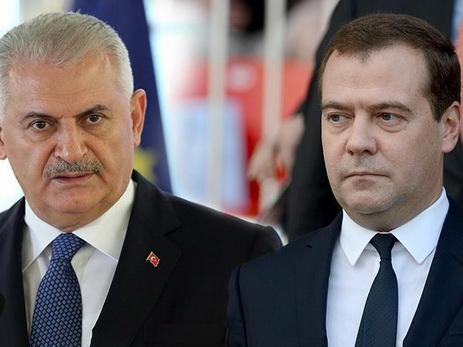 Премьеры Турции и России  встретятся в Стамбуле
