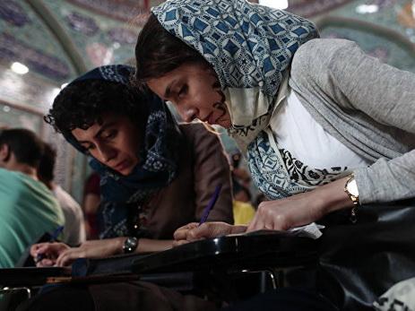 Явка на выборах президента Ирана составила около 70%