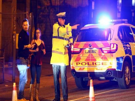Times: исполнитель теракта вМанчестере внедалеком прошлом вернулся изпоездки вЛивию