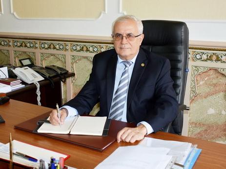 К юбилею академика Ибрагима Гулиева. Стремительной рекой несутся годы
