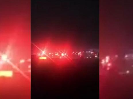ВНью-Джерси при взлете усамолета зажегся мотор — Прерванный полет