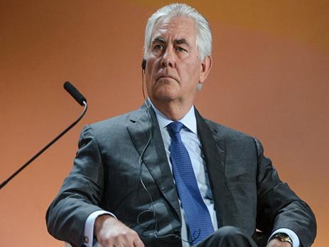 Тиллерсон назвал условия возврата Российской Федерации вG7
