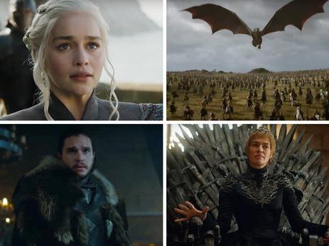 HBO показал первый трейлер седьмого сезона «Игры престолов»