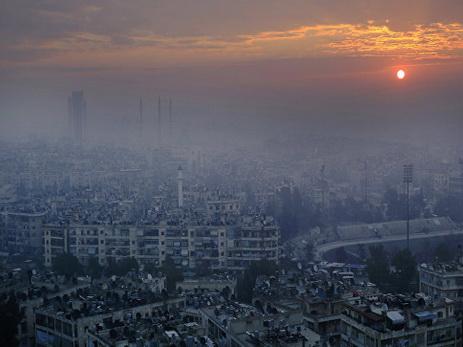 Авиаудар коалиции убил поменьшей мере 35 мирных граждан вСирии