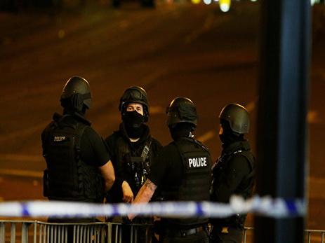 Из-за теракта вМанчестере закрыли Вестминстерский дворец