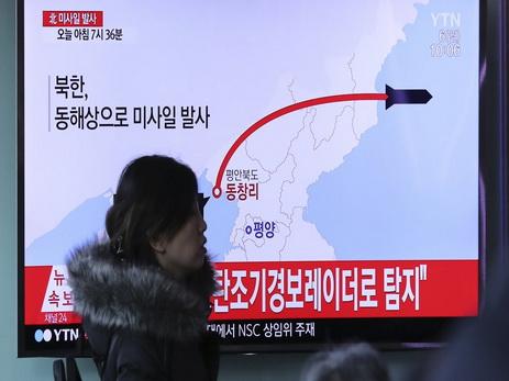 Япония иСША совместно будут удерживать КНДР— Абэ