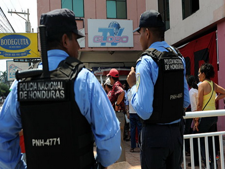 4 человека погибли вдавке вГондурасе перед началом футбольного матча
