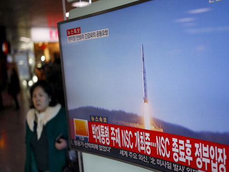 Трамп: КНДР проявила неуважение кКитаю новым запуском ракеты
