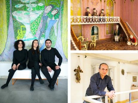 Театр марионеток: путешествие в страну сказок в сердце Старого Баку - ФОТО