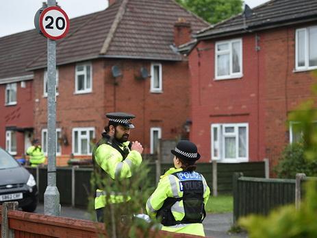 Милиция Манчестера отыскала автомобиль поделу отеракте иоцепила район
