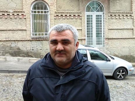 Афган Мухтарлы арестован, ему предъявлено обвинение по трем статьям УК