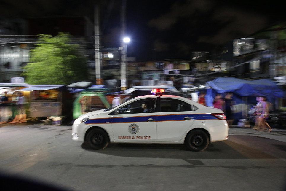 Встолице Филиппин укурортного отеля слышны взрывы истрельба