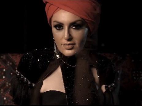 Севда Алекперзаде перепела и сняла клип на хит группы «Кярван» - ВИДЕО