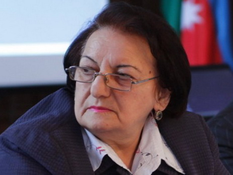 Эльмира Сулейманова выступила с заявлением в связи с Днем геноцида азербайджанцев