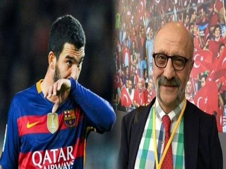 Арда Туран исключен изсостава сборной Турции после конфликта с репортером