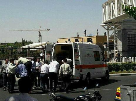 Совершено нападение напарламент Ирана