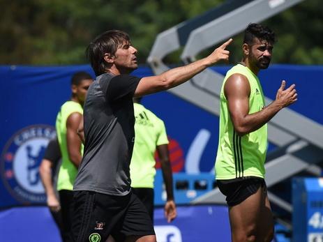 Нападающий «Челси» Коста покинет клуб из-за плохих отношений стренером