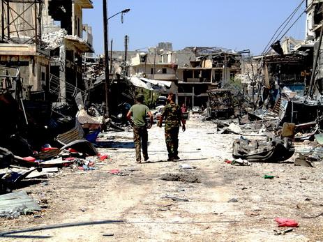 США приветствовали перемирие наюго-востоке Сирии