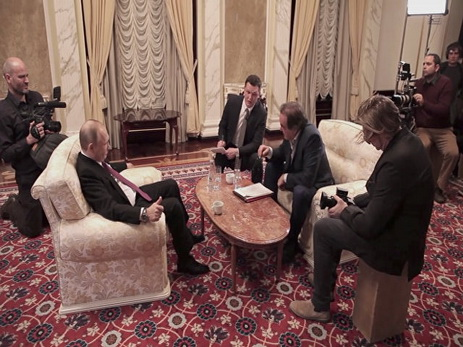 Путин владеет  уникальным опытом— Стоун