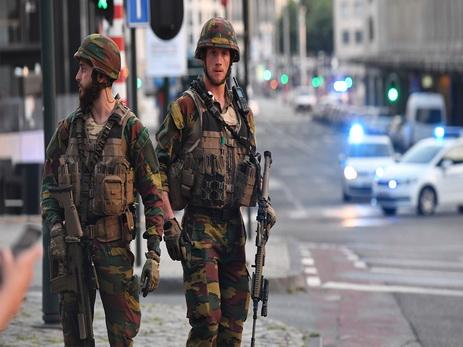 Установлена личность исполнителя неудавшегося теракта на основном  вокзале Брюсселя