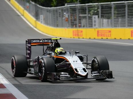 Formula-1: Риккардо одержал победу Гран-при Азербайджана, Квят сошёл из-за технических трудностей