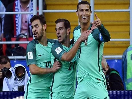 Konfederasiyalar Kuboku: Ronaldo Portuqaliyaya qələbə qazandırdı - VİDEO