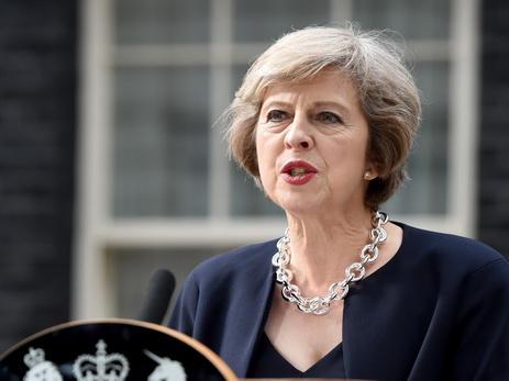 Мэй представила видение плана поправам жителей ЕС вСоединенном Королевстве