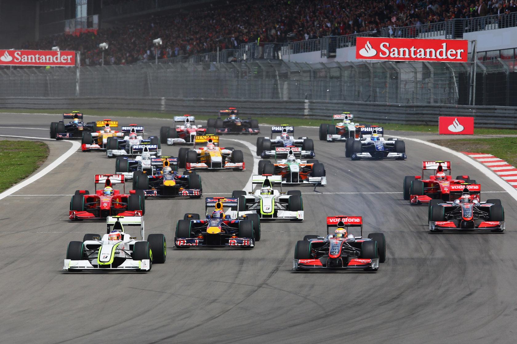 Bakıda Formula-2 yarışlarına start verilib