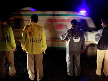 ВИндии из-за обрыва канатной дороги погибли 7 человек