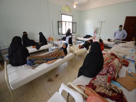 ООН: число заболевших холерой вЙемене превысило 200 тысяч