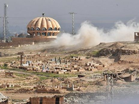 Наступающие сирийские военные отбили уИГ часть провинции Дейр-эз-Зор