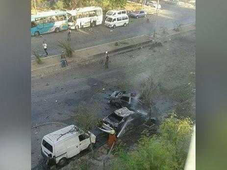 Смертник подорвал себя вДамаске, есть жертвы