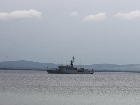 Береговая охрана Греции обстреляла турецкое грузовое судно вЭгейском море