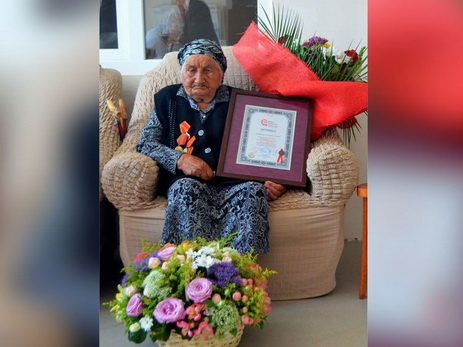 Долгожительница изКабардино-Балкарии ввозрасте 127 лет попала в«Книгу рекордов России»