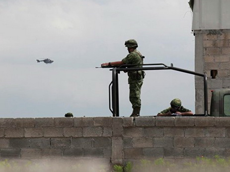 ВМексике 28 человек погибли при беспорядках втюрьме Акапулько