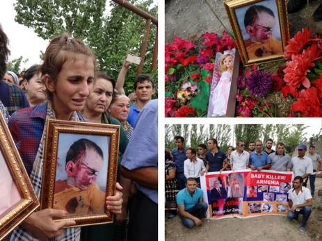 Кукла на могиле Захры: о том, почему жизнь уже никогда не будет прежней – репортаж 1news.az из села Алханлы - ФОТО - ВИДЕО