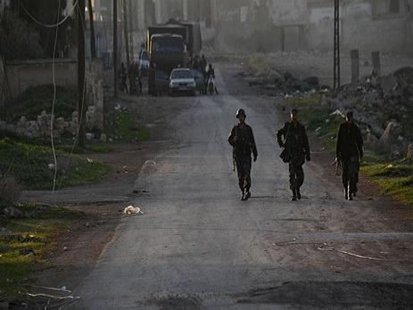 Русский  военный советник убит вСирии