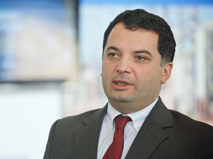 Илья Элошвили сменил Каху Каладзе напосту руководителя Минэнерго Грузии