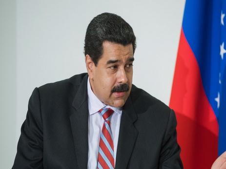 Организатор обстрела своздуха Верховного суда Венесуэлы появился намарше вКаракасе
